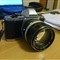 Olympus OM-D E-M5 with Minolta 58mm f1.4