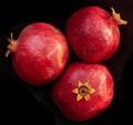 Pomegranates from the Farmers' Market