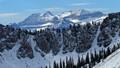 Timpanogos (Mount Timpanogos) Wasatch Mountians, Utah