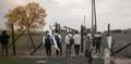 Israeli Youth visit the Sobibor death camp