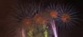Tamworth fireworks