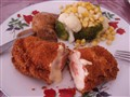 Chicken Cordon Bleu..