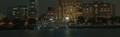 Night cityscape-urban ,on the River Ganga,