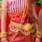 Bride Cambodian Wedding Dress Challenge