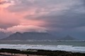 stormy sunrise South Africa
