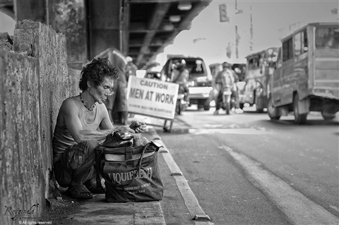 Street Cellphone Technician