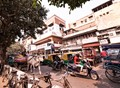 Street life at,New Delhi,the Capital of India