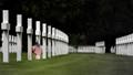 Henri-Chapelle American Cemetery and Memorial in Belgium