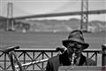 Bay Area Street Musician