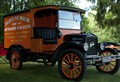 1923 Model T Ford Delivery Truck