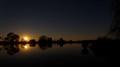 Dangar's Lagoon Moonrise, Uralla, Australia