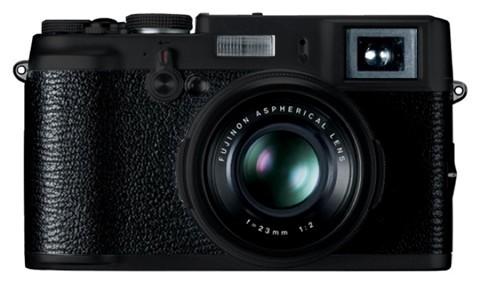 My Fuji X100 Black S.E.