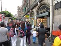 Shopping Downtown Mexico City