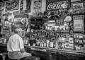 Man in General Store