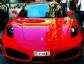 Red Ferrari