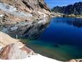 Ingall's Lake w/fisherman