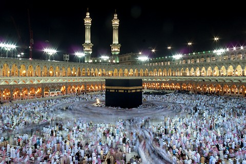Makka - the holiest Mosque ever