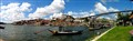 Porto, View from the river Douro, Portugal