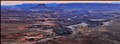 Green River Overlook at sunset @ Canyonlands