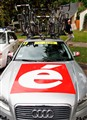 Cervélo Test Team support car from the Tour of California