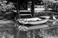 Silent Morning - Venice Canal, California