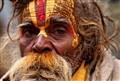 Sadhu's Eyes
