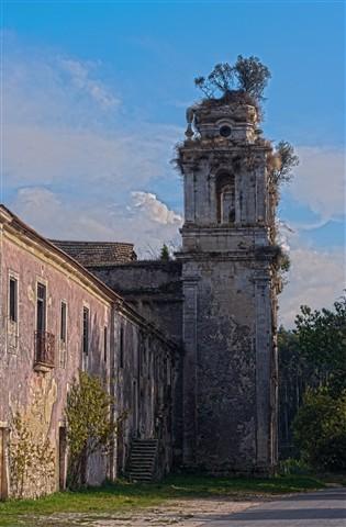 Património ao abandono - Convento Seiça - Paião, Figueira da Foz