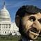 How freaking weird was this? Mahmoud Ahmadinejad!
