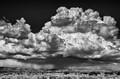 Thunderstorm over the Jemez