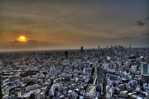Tokyo Evening 2