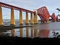 Strong bridge, weak reflection