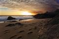 Sunset at Bodega Bay CA