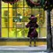 Purple Dress - Xmas_Window_2010