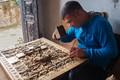 Sculpteur en bois