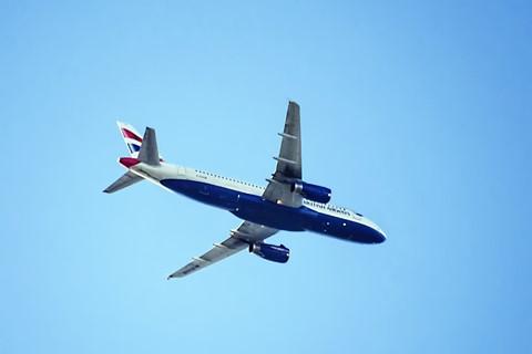 British Airway Jet