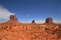 The Mittens, Monument Valley, Navajo Nation USA