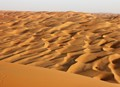 The Empty Quarter, UAE/KSA Border