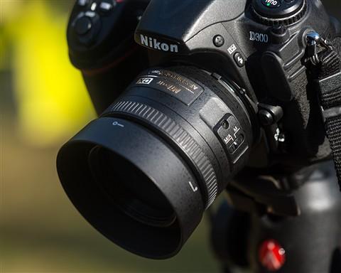 Nikon 35 f/1.8G DX AFS Prime Lens