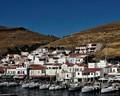 The harbor of Korissia