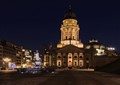 Blue hour at Gendarmenmarkt
