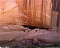 Canyon De Chelley Cliff Dwelling