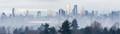 Grey Cloudy City