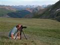 Colorado -  Red Mountain Pass - alpine