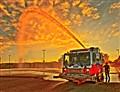 appareil 812 des pompiers de Blainville