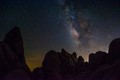 The Milkyway from Joshua Tree-3565