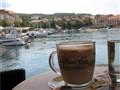 Cappuccino in Croatia