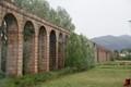 Roman bridge for water