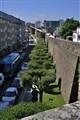 Roman Wall, Lugo, Spain
