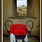 Castel Sant'Angelo Cafe & St Peters Basilica