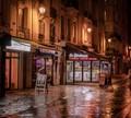 Tonight in Paris